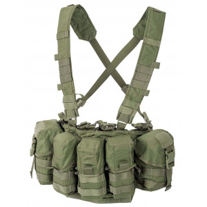 Chaleco Guardian Chest Rig HELIKON-TEX verde