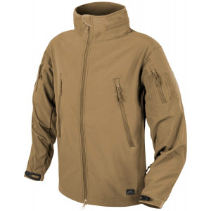 Chaqueta HELIKON-TEX GunFighter Softshell coyote