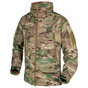 Chaqueta HELIKON-TEX GunFighter Softshell MultiCam