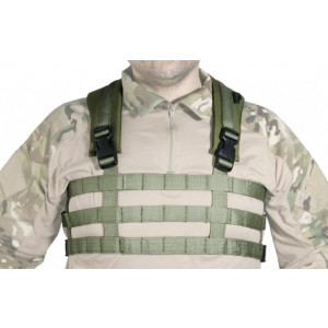 Chaleco GERONIMO Chest Rig Ultra Light verde