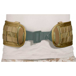 Cinturón de combate GERONIMO Duty Belt coyote