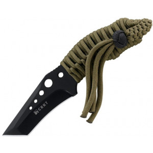 Cuchillo CRKT Crawford Triumph Neck Paracord