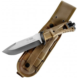 Cuchillo con pedernal RUI Coyote