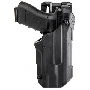 Funda BLACKHAWK T-SERIES Nivel 3 con linterna TLR-2