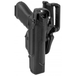 Funda BLACKHAWK T-SERIES Nivel 3 con linterna TLR-8