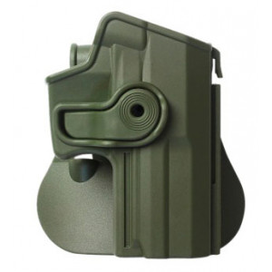 Funda IMI Defense rotatoria Nivel 2 HK USP Standard verde od