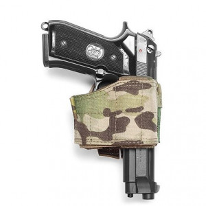 Funda pistolera universal WARRIOR ASSAULT Multicam
