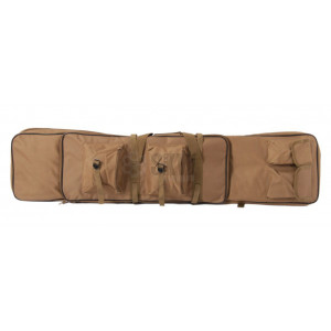 Funda para rifle DELTA TACTICS multibolsillos 120 cm coyote