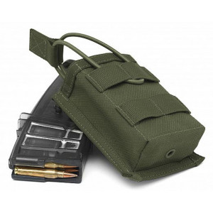 Funda portacargador G36 verde WARRIOR ASSAULT