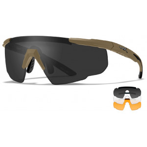 Gafas WILEY X Saber Advanced 3 Lentes Tan