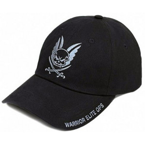Gorra WARRIOR ASSAULT negra