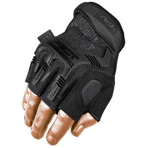 Guantes MECHANIX M-Pact Fingerless negros