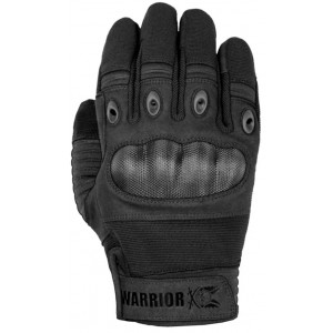 Guantes WARRIOR ASSAULT Omega negros