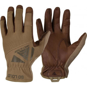 Guantes DIRECT ACTION Light Leather coyote