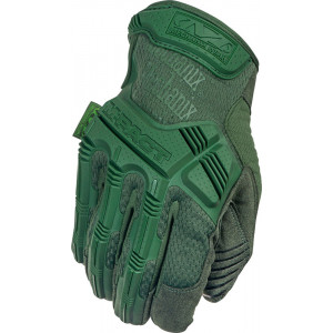 Guantes MECHANIX M-Pact verdes