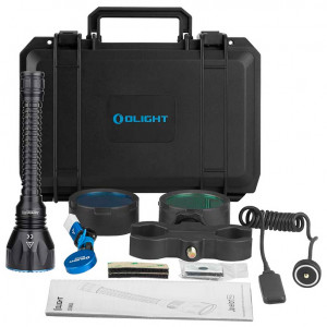 Kit de Caza Linterna OLIGHT Javelot Pro 2100 lúmenes Recargable