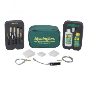 Kit de Limpieza REMINGTON Fast Snap 2.0 para Arma Corta