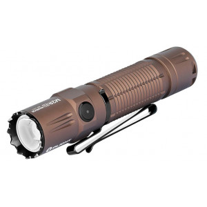 Linterna OLIGHT M2R Pro Warrior Desert Tan 1800 lúmenes