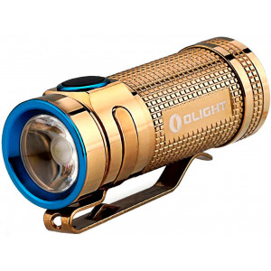 Linterna OLIGHT S Mini Baton Gold