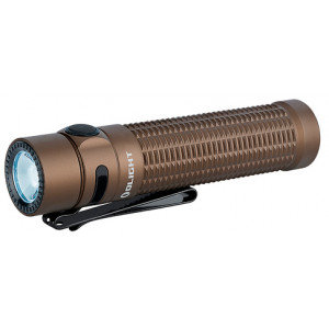 Linterna OLIGHT Warrior Mini Desert Tan 1500 lúmenes