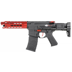 Subfusil VEGA FORCE M4 Avalon Rojo 6mm