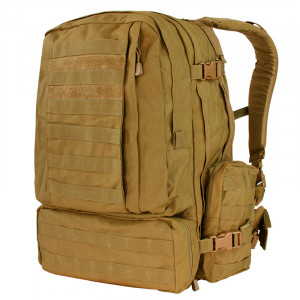 Mochila CONDOR 3-Day Assault Coyote