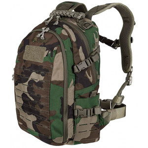 Mochila DIRECT ACTION Dust MKII camo Woodland