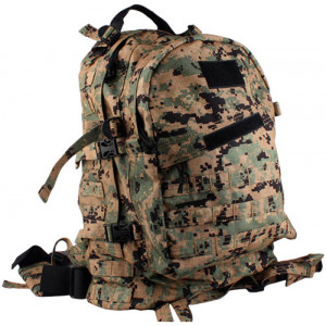 Mochila EMERSON 3-Day Assault camo digital Woodland