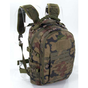 Mochila DIRECT ACTION Dust camo Woodland