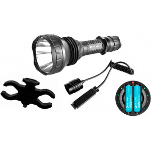 Kit de Caza Linterna OLIGHT M2X-UT Javelot Recargable