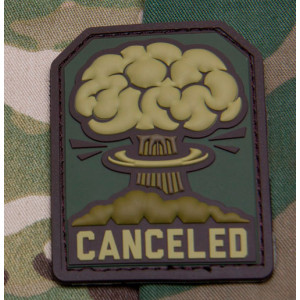 Parche de goma CANCELED MultiCam