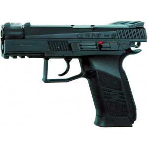Pistola CZ 75D P-07 Duty Blowback