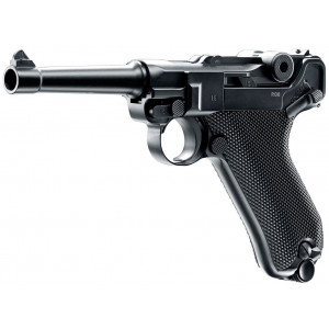 Pistola Luger P08 Full Metal Blowback CO2 4.5mm