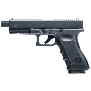 Pistola GLOCK 17 Blowback Balines 4.5mm