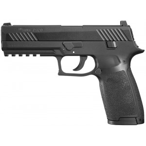 Pistola SIG SAUER P320 Black Blowback CO2