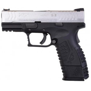 Pistola SPRINGFIELD ARMORY XDM Compact Bicolor Blowback Co2 4.5mm