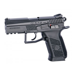 Pistola CZ 75 P-07 Duty Blowback 6mm