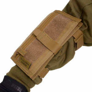 Porta documentos WARRIOR ASSAULT Wrist Case coyote