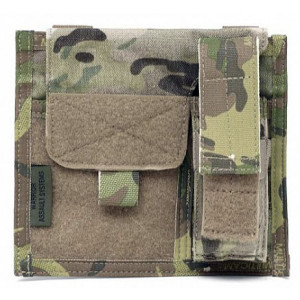 Pouch WARRIOR ASSAULT Admin Panel Multicam