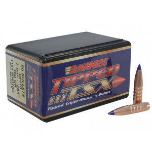 Puntas BARNES TTSX Calibre 7mm - 284 de 150 Grains
