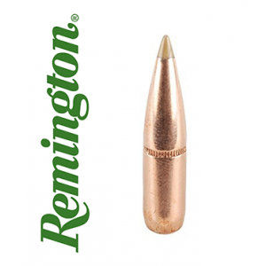 Puntas REMINGTON AccuTip-V Calibre 7mm - .284 de 150 Grains