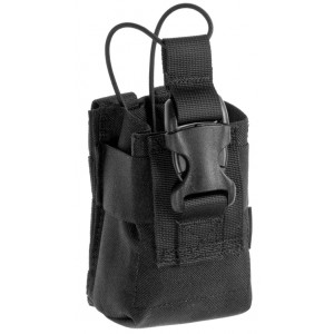 Radio Pouch INVADER GEAR Negro