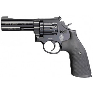 "Revólver Smith&Wesson 586 4"" CO2 4.5mm"