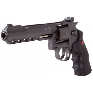 Revólver CROSMAN SR 357 Black CO2 4.5mm