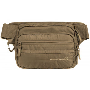 Funda riñonera PENTAGON Runner coyote