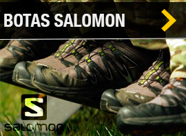 Botas tácticas Salomon Forces