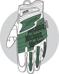 Protecciones mechanix mpact 2