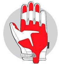 Protecciones del guante mechanix m-pact 3