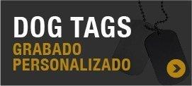 Chapas militares Dog Tags